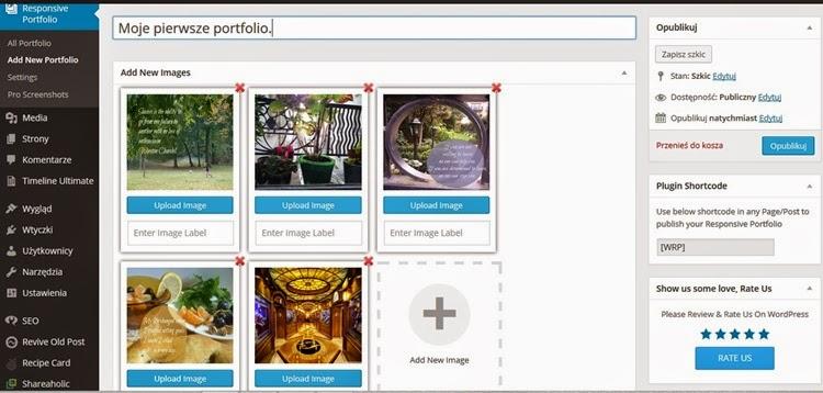 Как создать портфолио в WordPress - делаем портфолио - фото