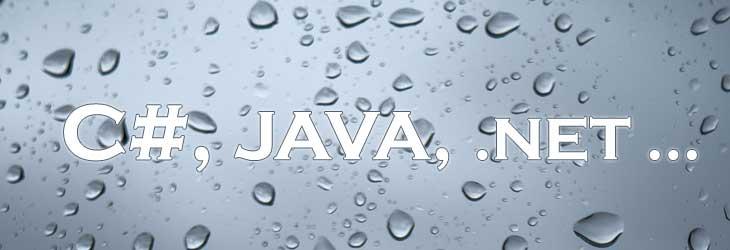 Программирование C#, Java, Net - фото
